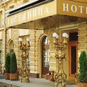 Гостиницы Покровки
