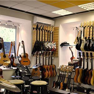 Музыкальные магазины Покровки