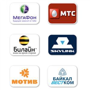 Операторы сотовой связи Покровки