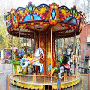 Парки культуры и отдыха Покровки