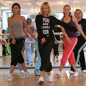 Школы танцев Покровки