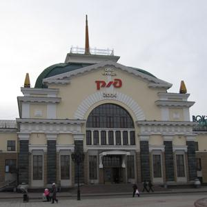 Железнодорожные вокзалы Покровки
